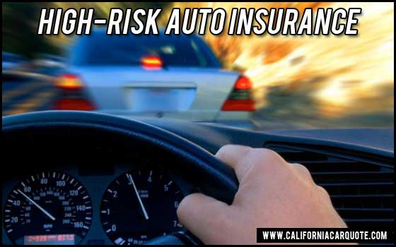 California High Risk Auto Insurance