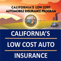 california low cost insurance program logo